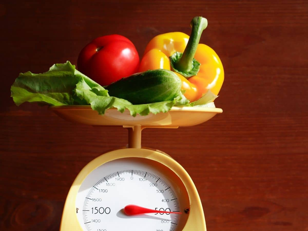 Weigh Veggies