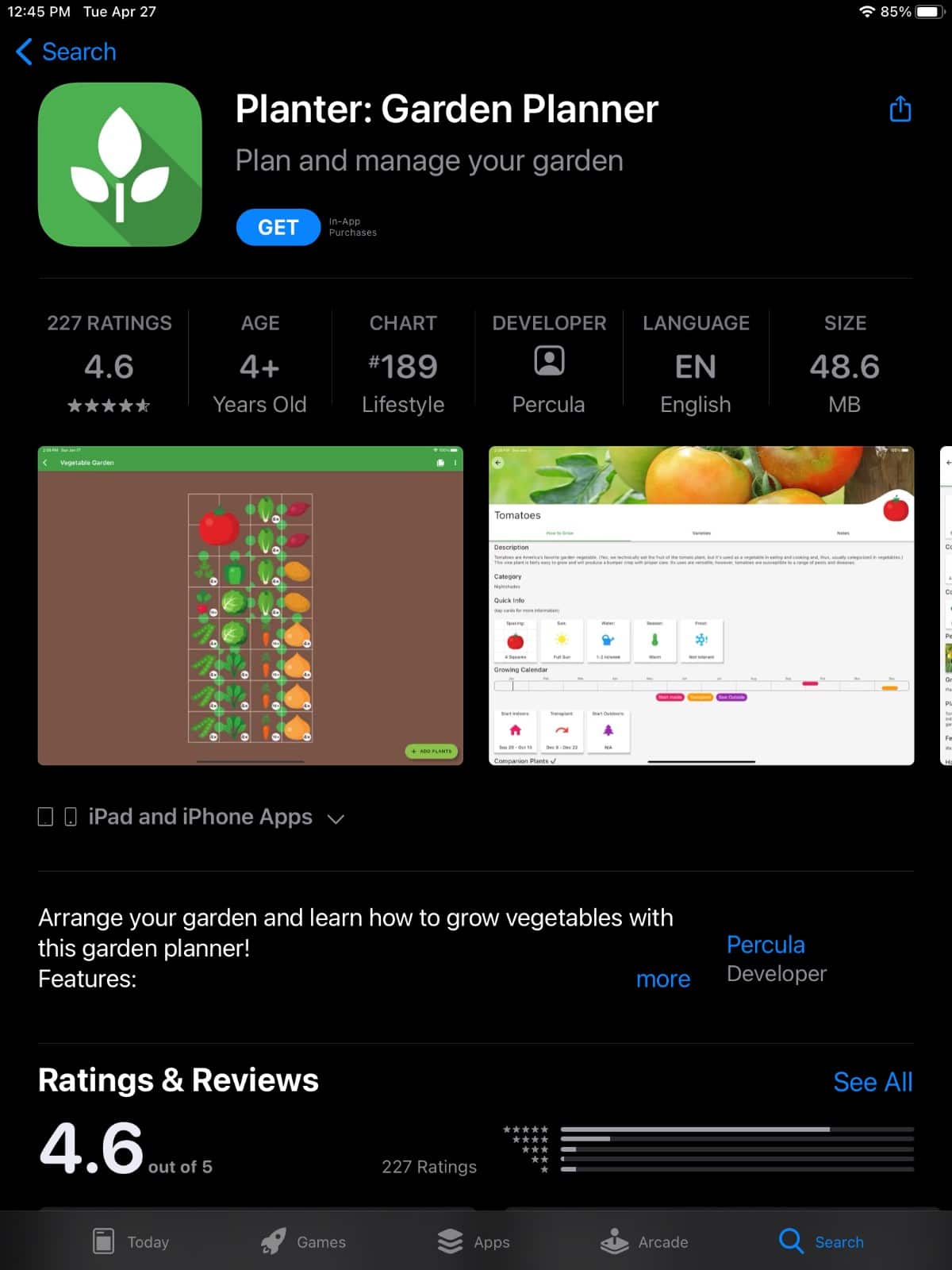 garden layout planning app Garden Planter